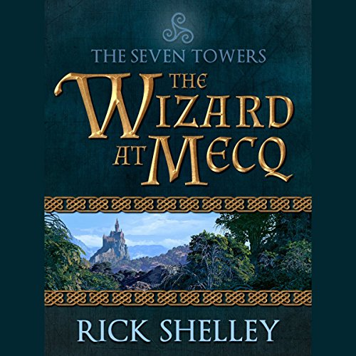The Wizard at Mecq audiobook cover art