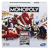 Monopoly - Jeu de societe Monopoly Marvel 80 ans Comics - Jeu de plateau - Version...