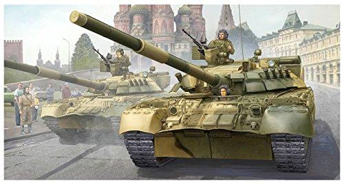 トランペッター 1/35 ロシア連邦軍 T-80UD主力戦車 プラモデル 09527