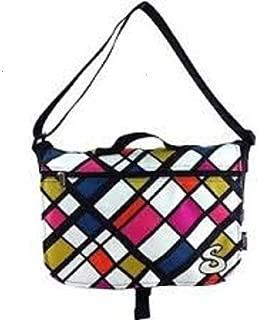 Multi Colored Messenger Bag
