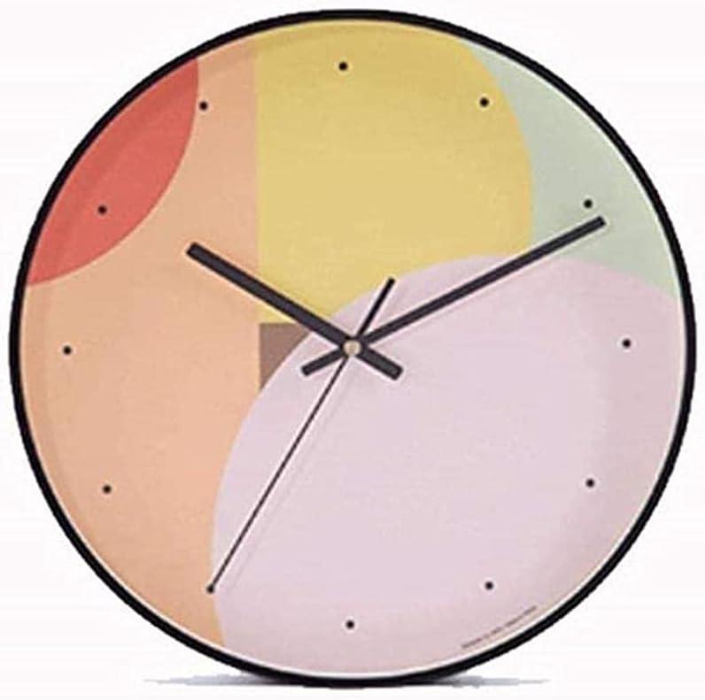 SJZLMB Modern Over item handling ☆ New product Wall Clock Dining Creative Clockless Room No