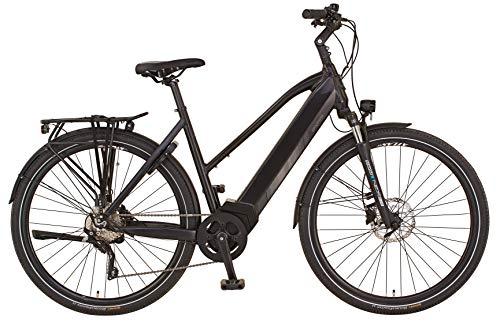 """Prophete Damen ENTDECKER 20.ETT.20 Trekking E-Bike 28\"""" AEG ComfortDrive, schwarz, RH 52"""