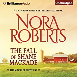 The Fall of Shane MacKade audiobook cover art