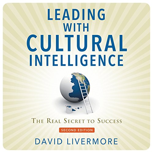 Leading with Cultural Intelligence, Second Editon audiobook cover art