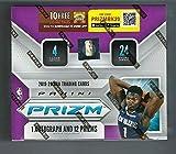 2019/20 Panini Prizm NBA Basketball RETAIL box (24 pks/bx, ONE Autograph card)