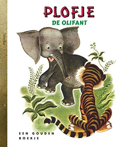 Plofje de Olifant (gouden boekjes)