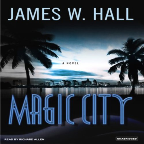 Magic City cover art