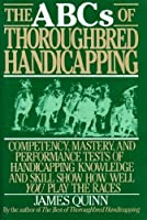ABCs of Thoroughbred Handicapping