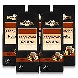 5x caprimo Café Bebidas Noisette capuchino Cacao en Polvo 1kg–Aroma tisiertes Instant