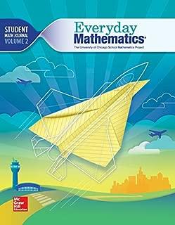 Everyday Mathematics 4th Edition, Grade 5, Student Math Journal Volume 2