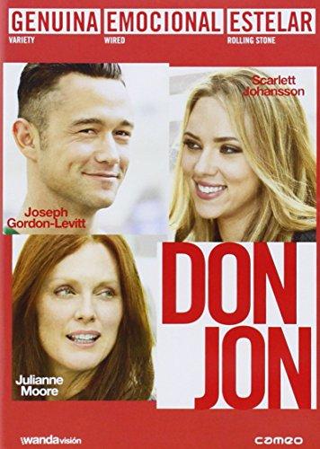 Don Jon (Import) (Dvd) (2014) Joseph Gordon-Levitt; Scarlett Johansson; Julianne