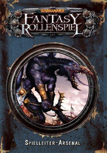 Asmodee HE253 - Warhammer Fantasy Rollenspiel, Spielleiter-Arsenal