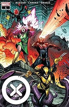 X-Men (2021-) #1 by [Gerry Duggan, Pepe Larraz]