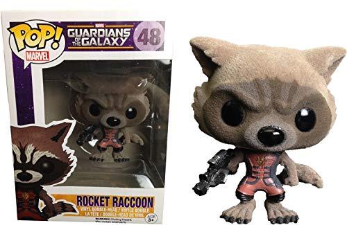 Funko Pop - Guardians Of The Galaxy - Rocket Raccoon