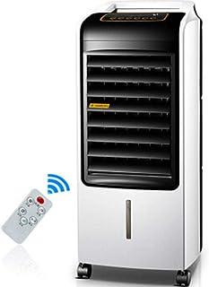 Auua – Mando a distancia con mando a distancia para aire acondicionado y calor frío, aire acondicionado, ventilador eléctrico de suelo, portátil, mini sistema de aire acondicionado de doble uso