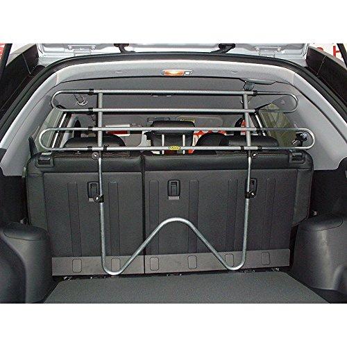 Saunders Hundegitter Gepäckgitter Tube Opel Corsa D 2006-