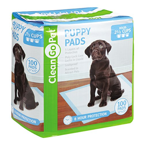 Clean Go Puppy Pads