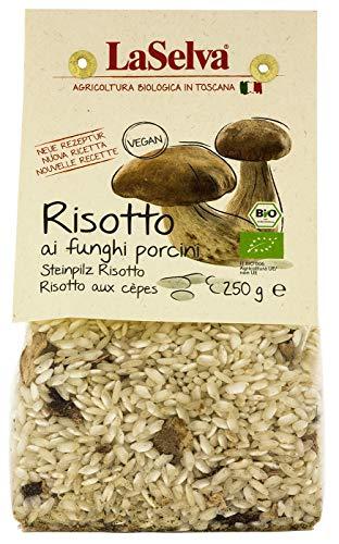 LaSelva Risotto mit Steinpilzen (250 g) - Bio