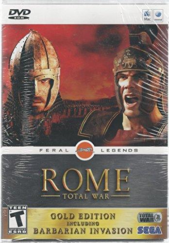 Total War : Rome - Edition Gold [Edizione: Francia]