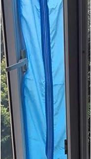 Aire Acondicionado móvil Sello de la Ventana 4 m Deflector Universal paño Suave Parabrisas Ventana de Escape Tejido Accesorios universales