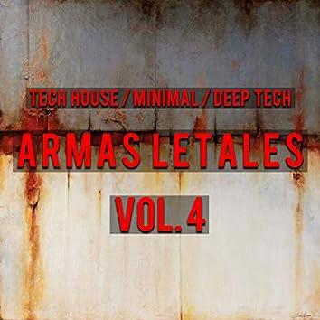 ARMAS LETALES Vol.4