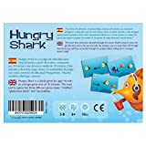 Atomo games- Hungry Shark Juego de Cartas (8437018229024)