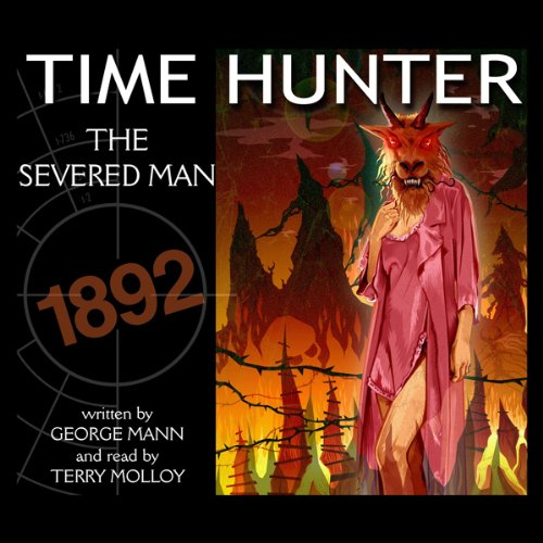 The Severed Man audiobook cover art