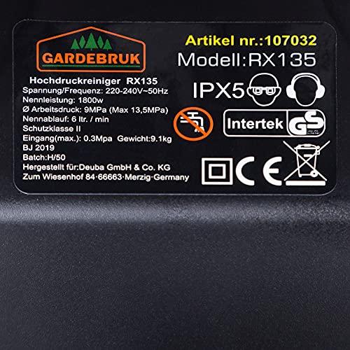 Gardebruk 107032