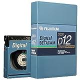 Fuji Digital Betacam Tape Stock - Cinta adhesiva (12 minutos)
