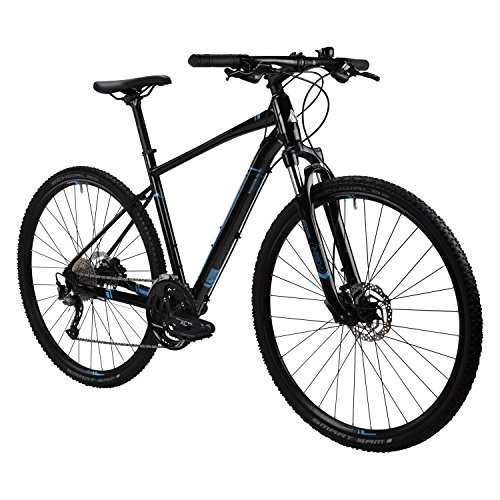 Marin San Rafael DS3 LE Sport Hybrid Bike - 2017 Performance Exclusive 15 BLACK