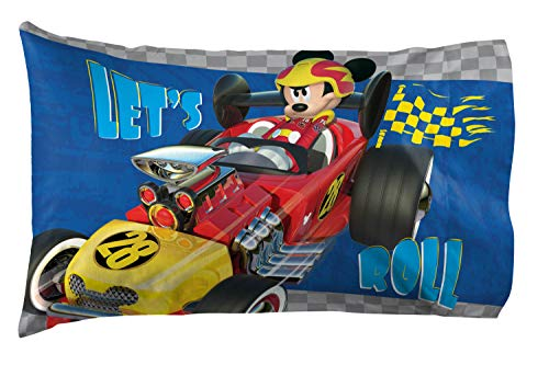 Jay Franco Disney Junior Mickey Mouse and The Roadster Racers 20' x...