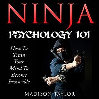 Ninja Psychology 101 audiobook cover art