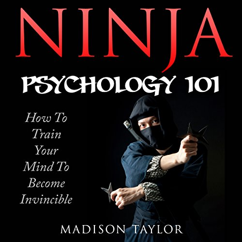 Ninja Psychology 101 cover art
