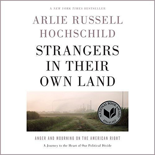 Strangers in Their Own Land audiobook cover art
