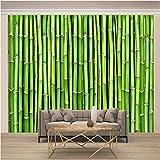 Mural Fotográfico ,300 x 210 Cm,Foto 3D Mural Pared Barato Decorativo - Bambú