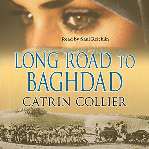 Long Road to Baghdad audiobook cover art