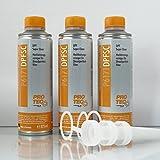3 x 375 ml Hochleistungsreiniger für Dieselpartikelfilter DPF P6171 DPFSC