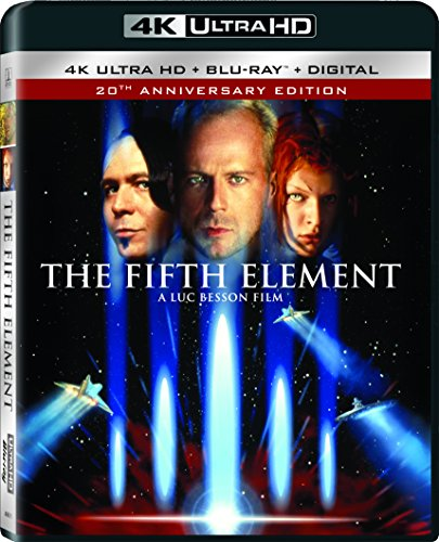 The Fifth Element [USA] [Blu-ray]