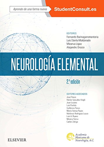 Neurología elemental + StudentConsult en español (2ª ed.) (Spanish Edition)