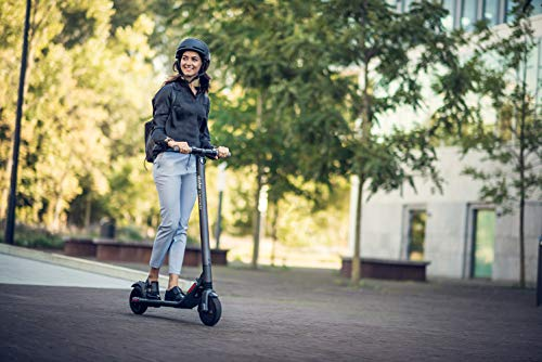 Ninebot by Segway ES2 Trotinette électrique Mixte Adulte, Gris Anthracite