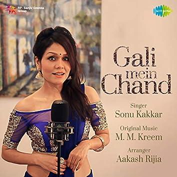 Gali Mein Chand - Single