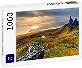 Lais Puzzle Paisaje de la Isla de Skye, Escocia 1000 Piezas