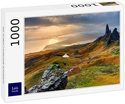 Lais Puzzle Isola di Skye Paesaggio Scozia 1000 Pezzi