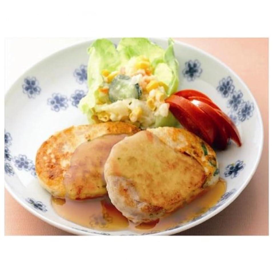 再開作詞家ペンス【業務用】大冷 山芋入りふんわり豆腐ハンバーグ 60g×10個 冷凍