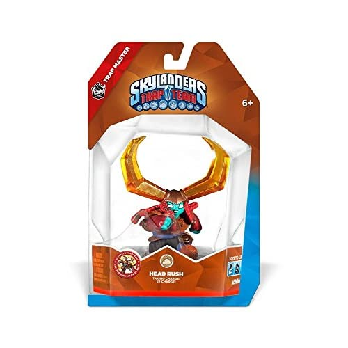 Skylanders: Trap Team - Figurina Trap Master Head Rush