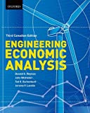 Engineering Economic Analysis: Third Canadian Edition [Hardcover]