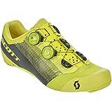 Scott Road RC SL Rennrad Fahrrad Schuhe gelb/schwarz 2020: Größe: 44.5