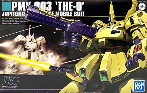 HGUC 機動戦士Zガンダム PMX-003 ジ・オ 1/144スケール 色分け済みプラモデル