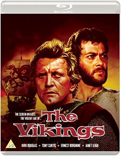 The Vikings (1958) (Eureka Classics) Blu-ray [UK Import]