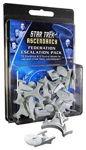 Gale Force Nine ST011 - Star Trek: Ascendancy - Federation Ship Pack